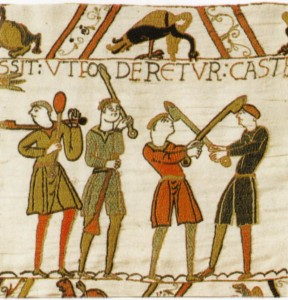 Tapestry_by_unknown_weaver_-_The_Bayeux_Tapestry_(detail)_-_WGA24171