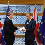 Moving determinedly towards the door: the UK's Article 50 notification letter